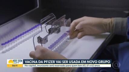 9476817 Lote com mais 1,7 milhão de doses da vacina Oxford/Astrazeneca chega a SP