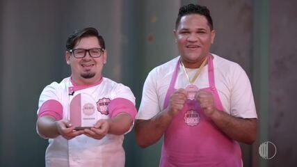 Campeão do 'Que Seja Doce dá receita' de Cupcake