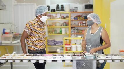 Jovens Empreendedores: conheça a história de Carol Queiroz, que tem uma marca de donuts