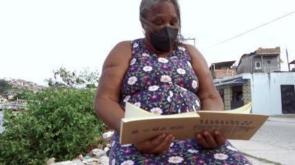 Acompanhe as histórias e poesias escritas por mulheres da Maré