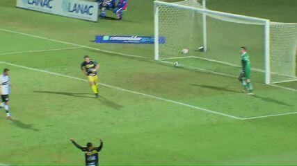Coritiba 2x3 FC Cascavel: assista aos melhores momentos
