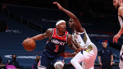 Melhores momentos: Washington Wizards 154 x 141 Indiana Pacers pela NBA