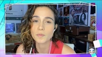 Nanda Costa revela sua torcida para a final do BBB21