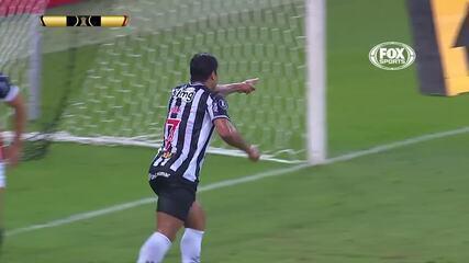 Melhores momentos de Atlético-MG 4 X 0 Cerro Porteño pela Copa Libertadores