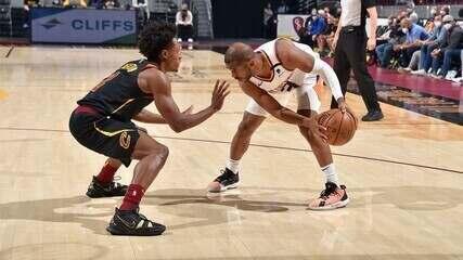 Melhores momentos de Cleveland Cavaliers 118 x 134 Phoenix Suns pela NBA