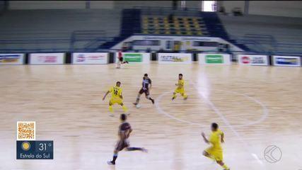 Veja os gols de Praia Clube Futsal 1 x 3 Corinthians, pela Copa do Brasil