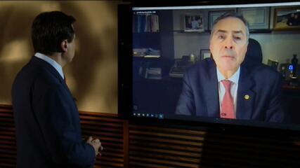 Barroso: 'Voto impresso cria risco de judicialização nos resultados'