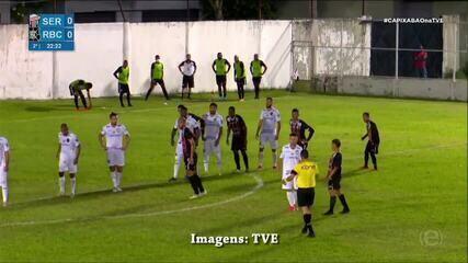 Melhores momentos de Serra 1 x 0 Rio Branco-ES, pelo Campeonato Capixaba 2021