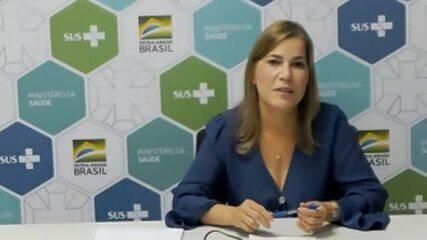 Mayra Pinheiro em depoimento ao MPF
