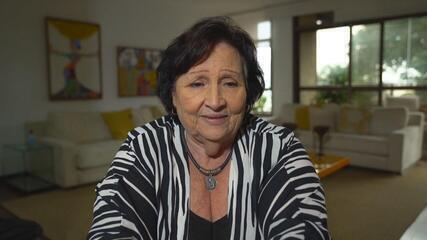 Mãe de Paulo Gustavo fala sobre a perda do filho: 'Uma mãe jamais deveria passar por isso'