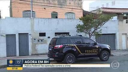 Polícia Federal faz operação em 11 cidades para combater fraude no auxílio emergencial