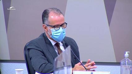 VÍDEO: Barra Torres fala sobre suposta proposta de alteração da bula da cloroquina