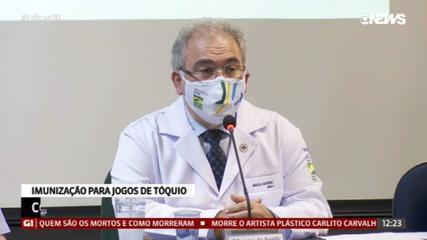 Marcelo Queiroga diz que problema no fornecimento de IFA da China para o Brasil é contratual e não diplomático