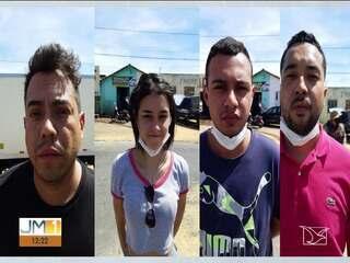 Casal suspeito de arrombar apartamento em São Luís é preso na Bahia    Maranhão   G1