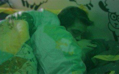 Beijo entre Max e Francine no BBB9