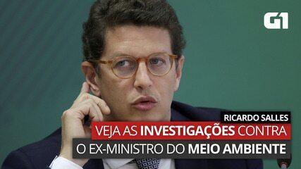 Ricardo Salles: veja as investigações contra o ministro do Meio Ambiente