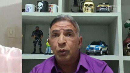 Coronel Humberto Sturaro fala sobre facção no Complexo do Nordeste de Amaralina