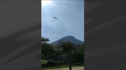 Homem morre em salto de base jump na Zona Sul do Rio de Janeiro