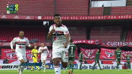 Melhores momentos: São Paulo 2 x 0 Palmeiras pela final do Campeonato Paulista 2021