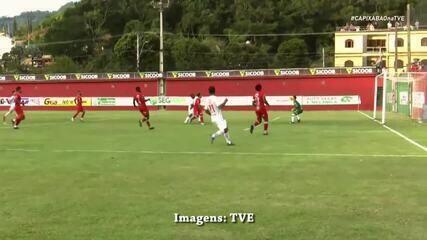Os lances e os pênaltis de Rio Branco VN 1 (7 x 8) 1 Real Noroeste, pelo Capixaba 2021