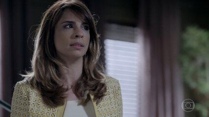 Danielle afirma que não vai morar na mesma casa que Amanda
