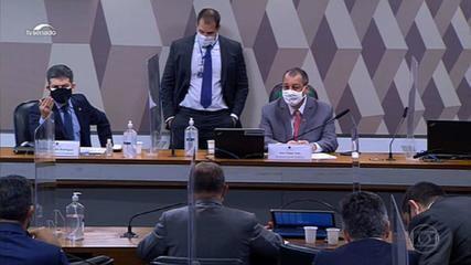 Convocação de governadores leva senadores a fazer reunião secreta e divide  CPI da Covid | Política | G1