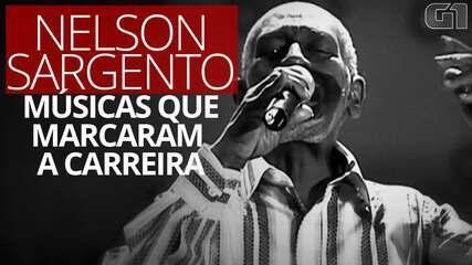 Nelson Sargento: músicas que marcaram a carreira