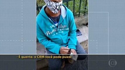 Criminosos vendem atestados falsos no centro de São Paulo