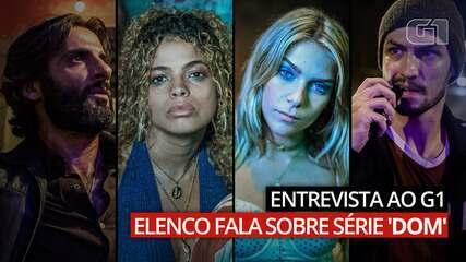 Elenco de 'Dom' fala sobre série inspirada na história real de Pedro Dom