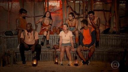 Tribo Carcará se reúne no Portal de Eliminação mais uma vez