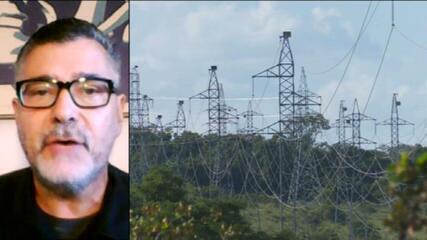 Presidente da Associação dos Grandes Consumidores de Energia fala sobre crise hídrica no país