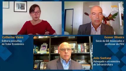 Plano não é de privatização da Eletrobras, é de capitalização, diz João Santana