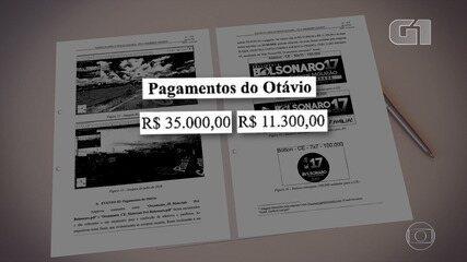 PF indica que empresário investigado pagou material de campanha de Bolsonaro sem declarar à Justiça