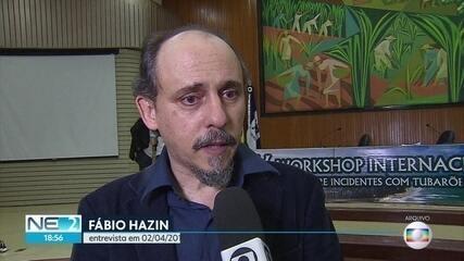 Morre o professor e pesquisador Fábio Hazin