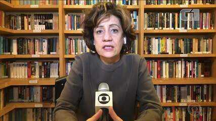 Inflação vai até novembro em um nível bem alto, afirma Miriam Leitão