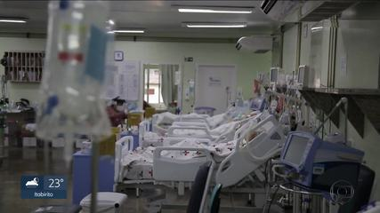 Mortes por Covid de pessoas com menos de 60 anos superam as de idosos no estado