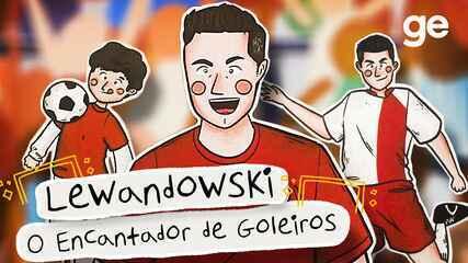 Contos da Euro: O segredo de Lewandowski para encantar com a Polônia