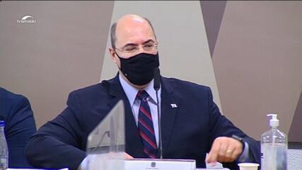 Witzel acusa governo Bolsonaro de perseguir governadores