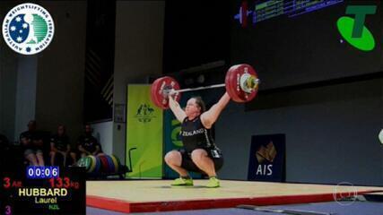 Pela primeira vez, atleta transexual vai participar das Olimpíadas