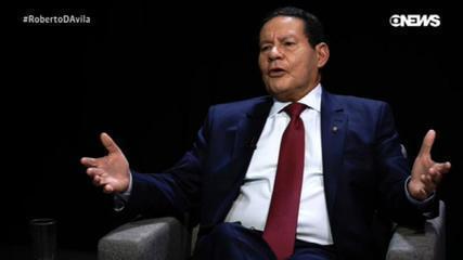 Mourão: 'O presidente tem que entender que eu não estou a fim do cargo dele'