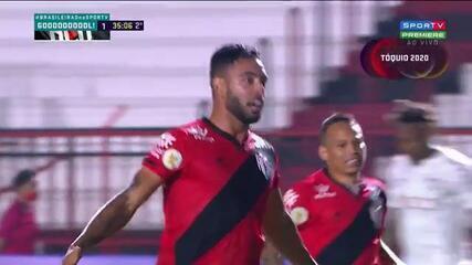 Melhores momentos: Atlético-GO 1 x 0 Fluminense pela 6ª rodada do Brasileirão 2020