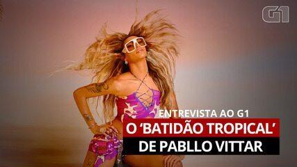 Pabllo Vittar lança 'Batidão Tropical', álbum dedicado ao forró e tecnobrega