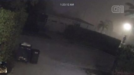 Video: Pictures show garbage smoke billowing across Miami Beach after landslide