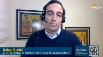 Empresas inclusivas para comunidade LGBTQIA+ são mais inovadoras, diz diretor da Accenture