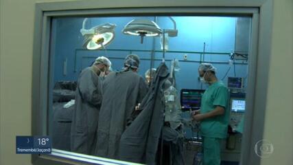 Doação de órgãos diminui na pandemia