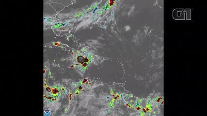 Video: la tempesta Elsa colpisce la costa della Giamaica.  vedere la strada
