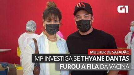 Mulher de Wesley Safadão fura a fila da vacina em Fortaleza; MP e prefeitura já apuram