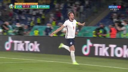 Guarda il colpo di testa di Harry Kane contro Germania e Ucraina