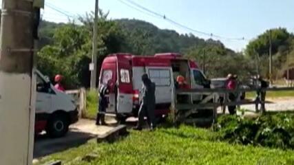 Acidente provoca morte e deixa um ferido em Guararema
