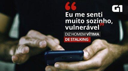"""""""Eu me senti muito sozinho, vulnerável"""", diz homem vítima de stalking"""
